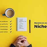 Become an Author With Nichehacks