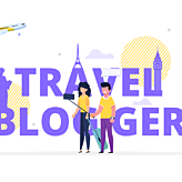 Broke travel bloggers