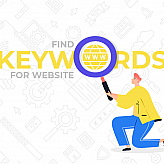 Find keywords for website 0