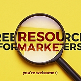 Free Premium Resources for Marketers
