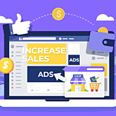 Increase sales facebook ads 0