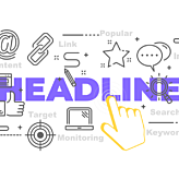 Infographic traffic headlines
