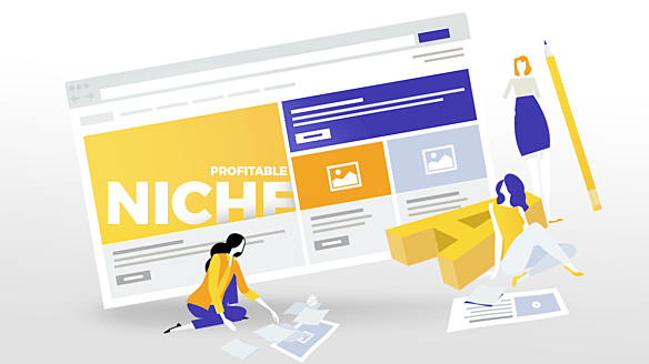 Niche site examples