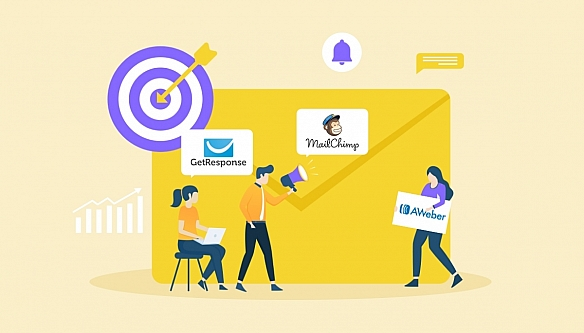 How To Choose the Right Email Marketing Tool – GetResponse vs. Mailchimp vs. AWeber