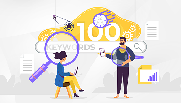 Keyword research seo fast