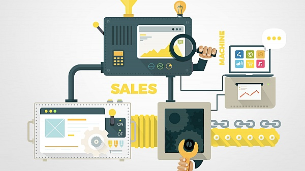 """How To Build An """"Unstoppable Sales Machine"""" That Earns On Auto-Pilot"""