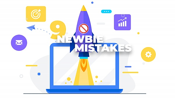 9 Common Newbie Mistakes To Avoid When Choosing a Niche for Your Online Business