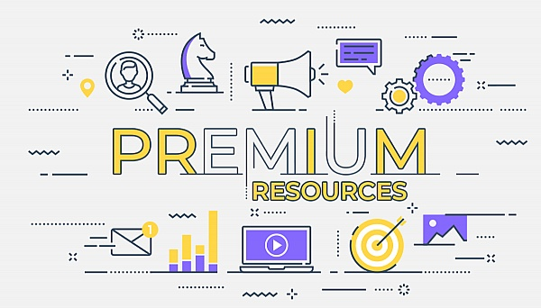 Premium Resources For Marketers (For Free).