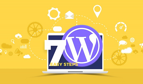 Step by Step Guide To Setting Up A Wordpress Website With BlueHost In 7 Easy Steps