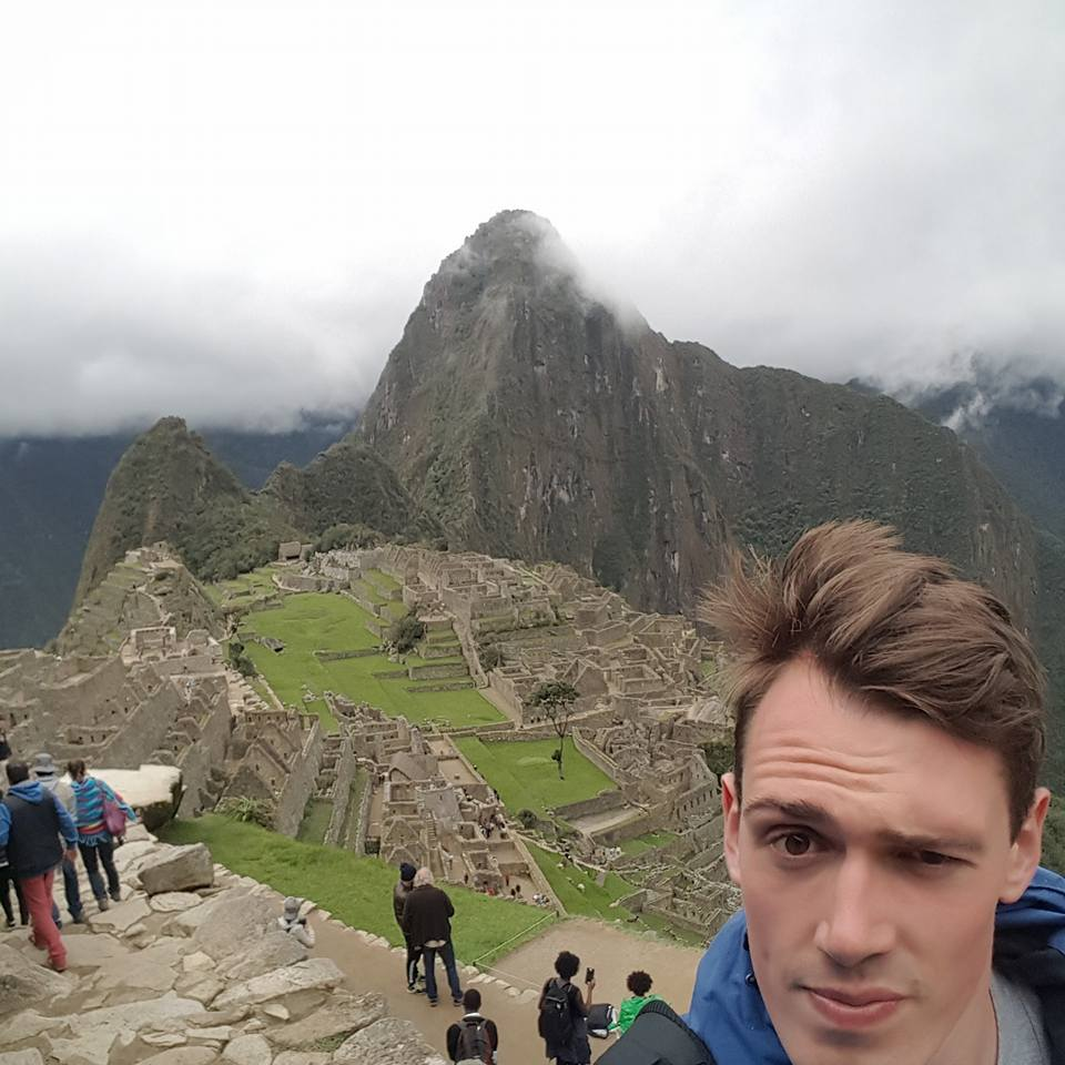 james johnson machu picchu