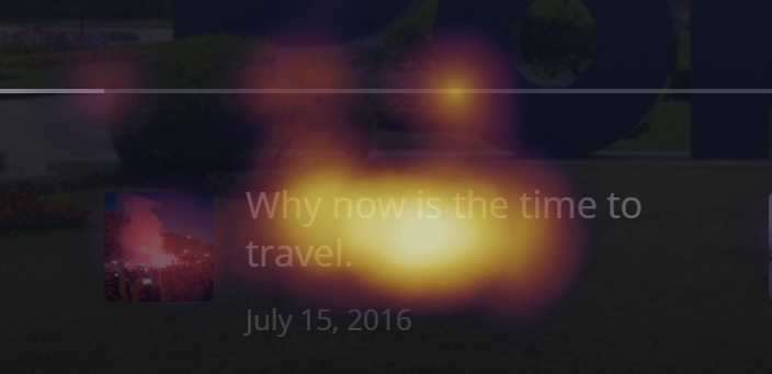 why now is the time to travel
