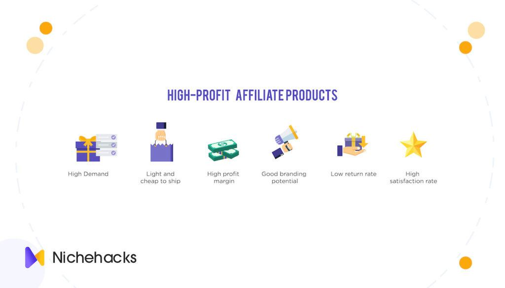 high-profit affiliate products