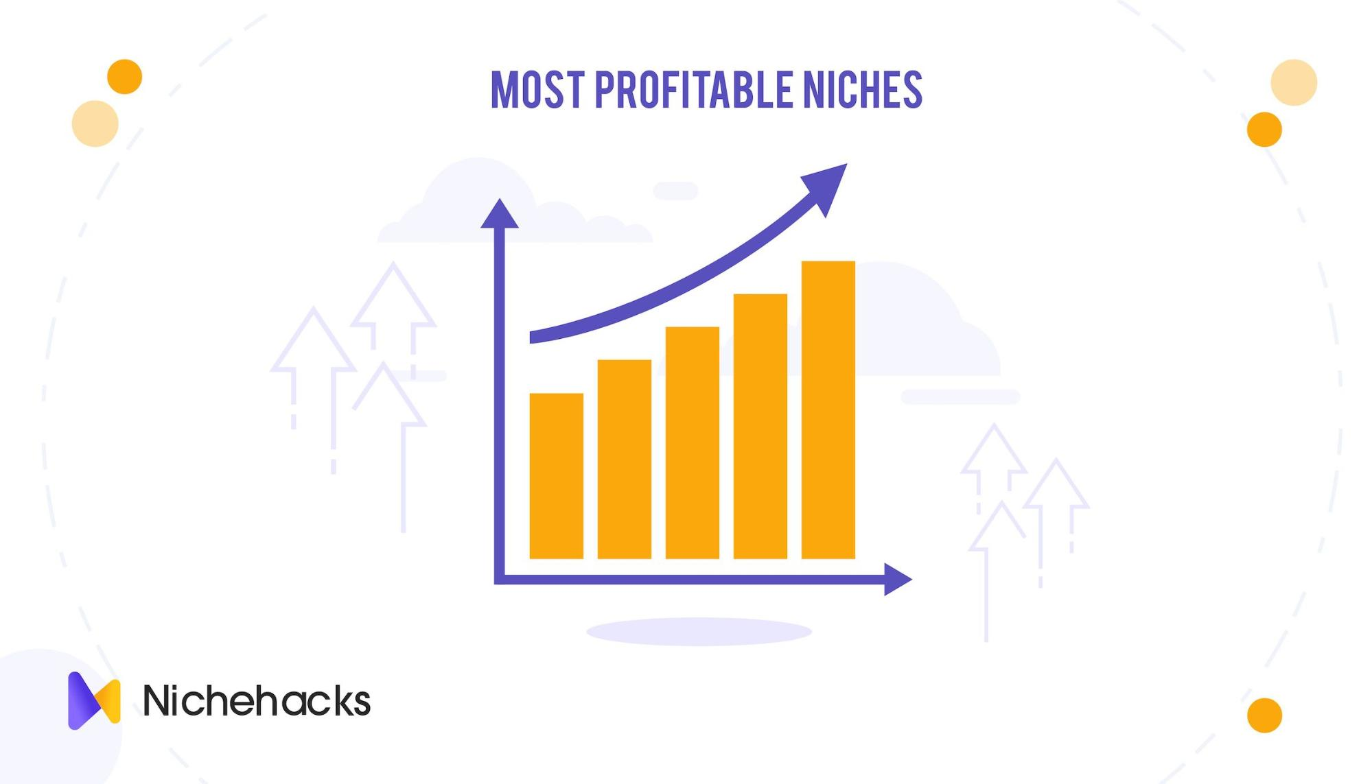 most profitable niches